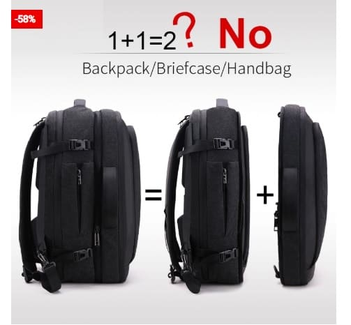 Get Much More Than A Business Bag From The Laptop Backpack Business Bag